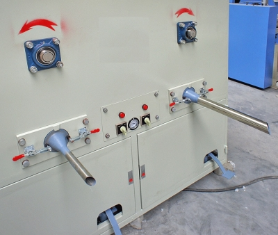 Toy stuffing machine