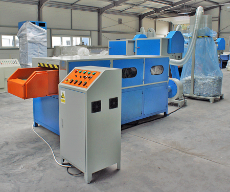 Recycle Foam Cutting Machine